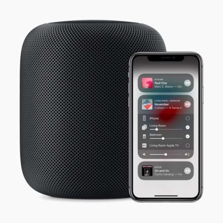 Stream Soundsuit music via airplay 2 to Apple Homepod speakers